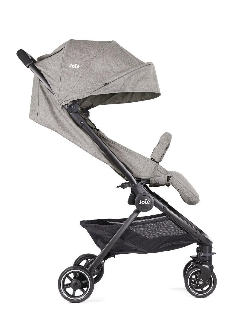buggies joie gray flannel joie buggy pact gray flannel 115638 39616