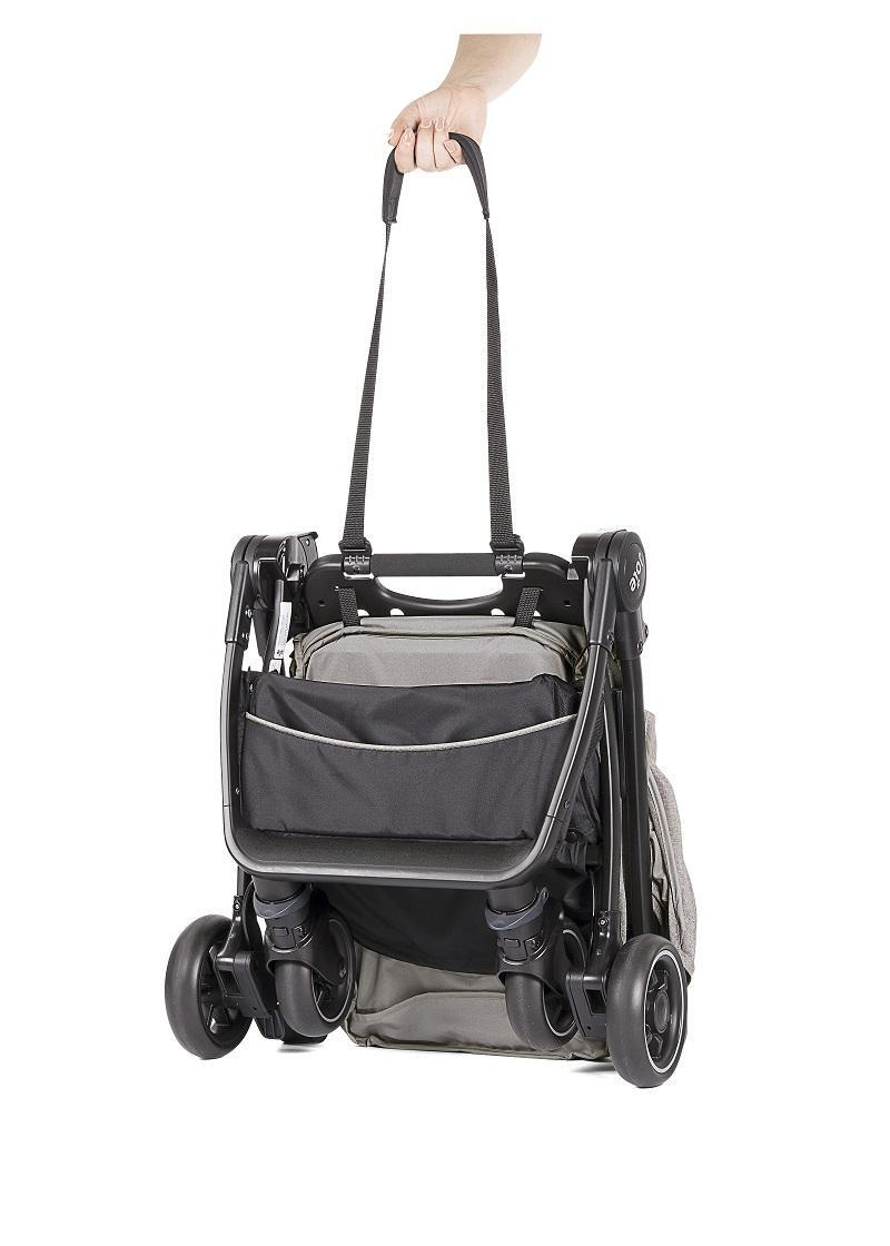 buggies joie gray flannel joie buggy pact gray flannel 115638 39618